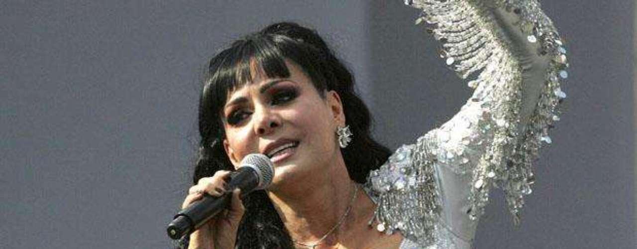 Maribel Guardia estuvo a punto de morir, así lo confesó en una entrevista con la página TvyNovelas. \