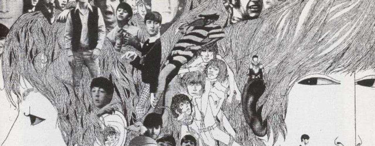 Otra suposición más directa con William Campbell, el supuesto sustituto de Paul, es el disco 'Revolver', en donde el único músico que mira completamente de lado es 'Paul'. De acuerdo con la referencia, no mira de frente porque los otros integrantes no lo consideran cien por ciento Beatle.