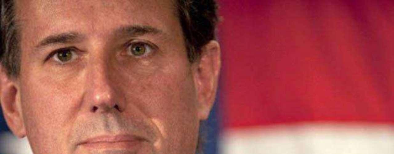Rick Santorum: El ex candidato republicano dijo en un comunicado que \