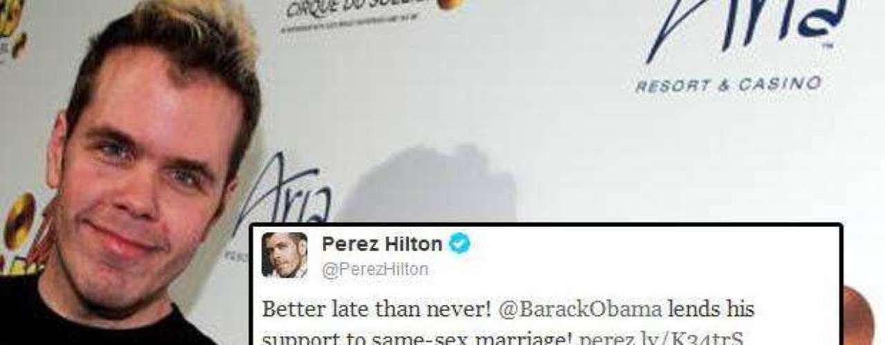 Perez Hilton: \