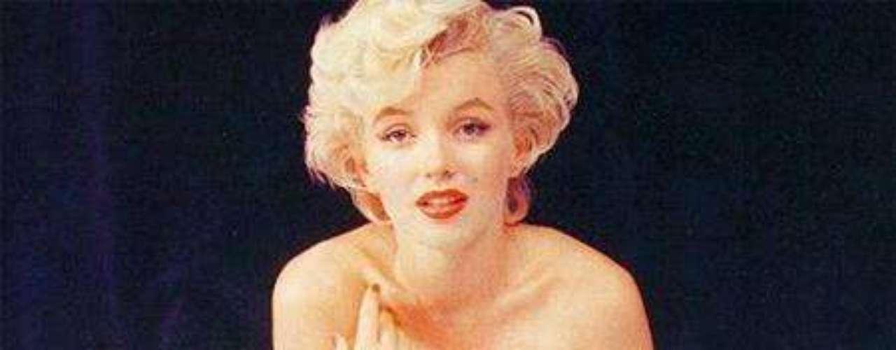 Marilyn Monroe. El ícono de belleza fue conocida por tener un cuerpo bien formado y nada esquelético. Sus curvas le dieron la vuelta al mundo.