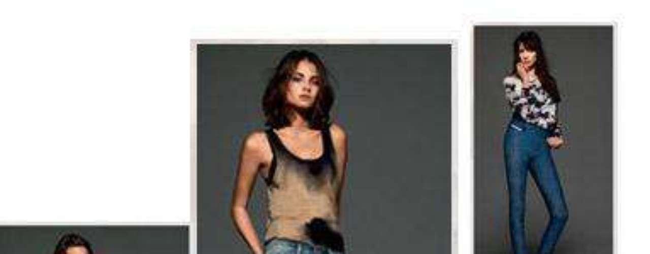 Un estilo, una silueta, un jean A la hora de elegir un pantalón vaquero slim, las dos primera cosas que has de tener en cuenta son: 1) cuál es tu silueta y 2) cuál es tu estilo. En la firma Diesel puedes encontrar multitud de modelos.
