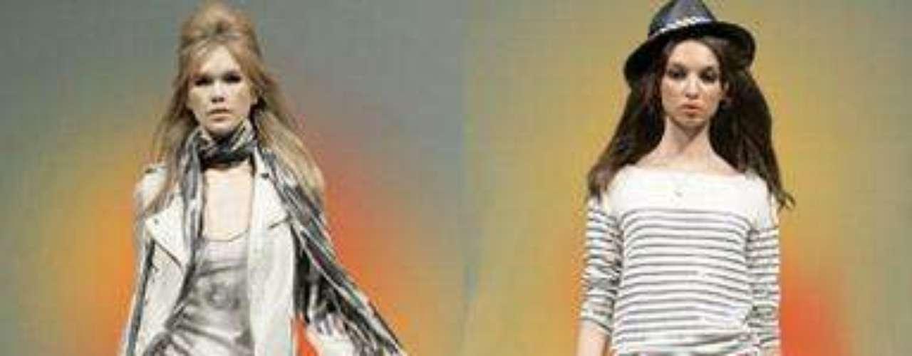 Dos estilos Pepe Jeans nos propone dos formas completamente diferentes de llevar un pitillo. El primero, un look más rockero, mientras cambiando el color y corte de tu pitillo puedes ofrecer un estilo más dulce.