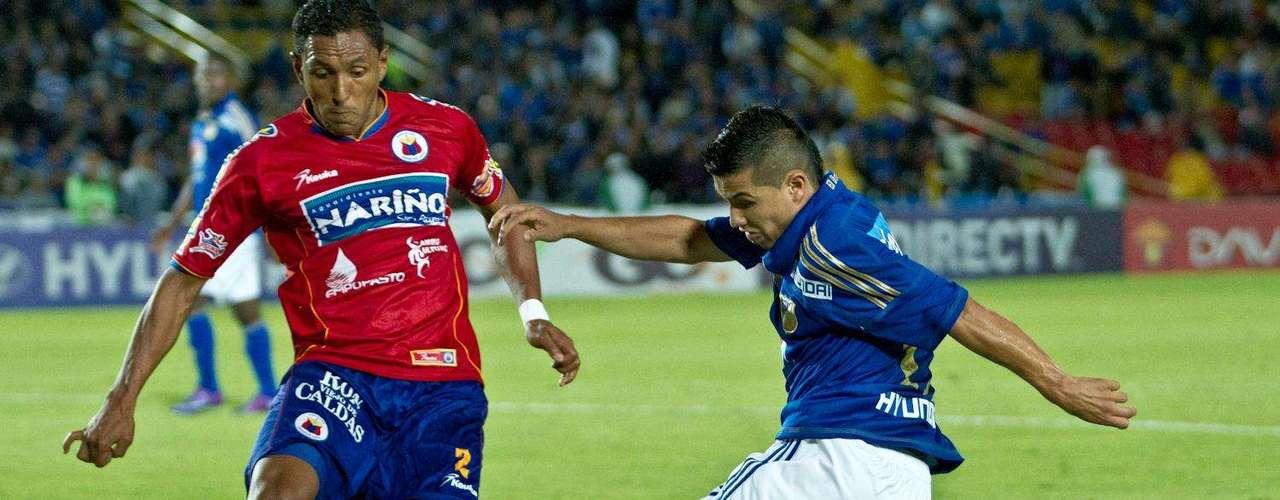 Eliminó a Millonarios en El Campín luego de sacarle una victoria en el último minuto 2-1