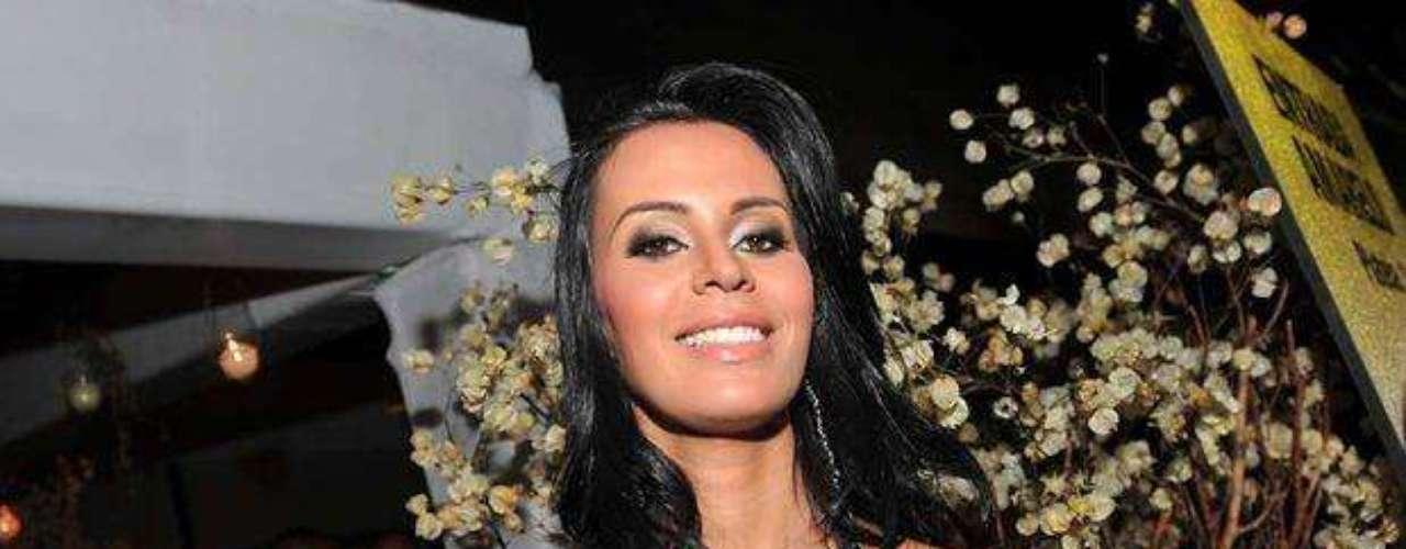 Los despampanantes atributos de Lorena Bueri, musa del cuadro del Bragantino, la hicieron ganar merecidamente el cetro de la \