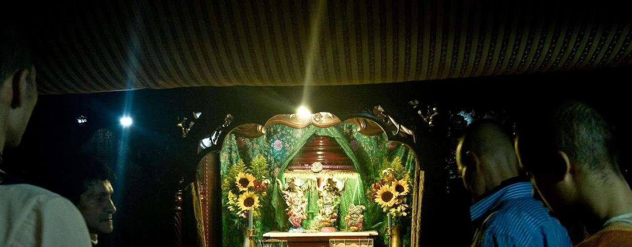 Los Hare Krishna tienen claro que no creen en un \