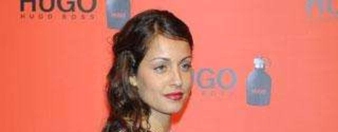 Hiba, novia de Hugo Silva