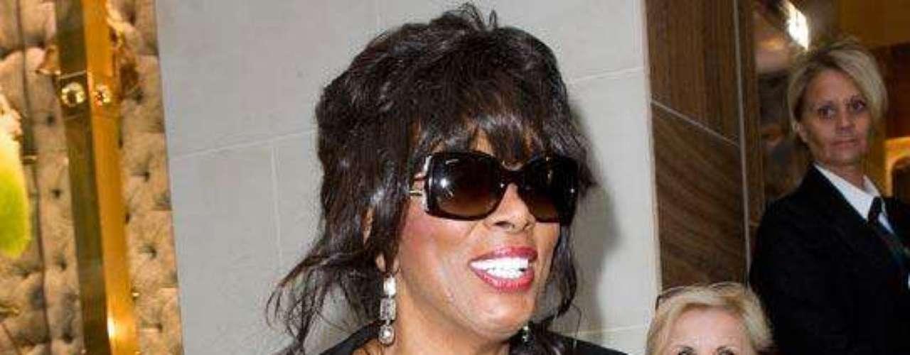 También, en 1978, ganó un premio Grammy gracias al tema 'Last Dance'.