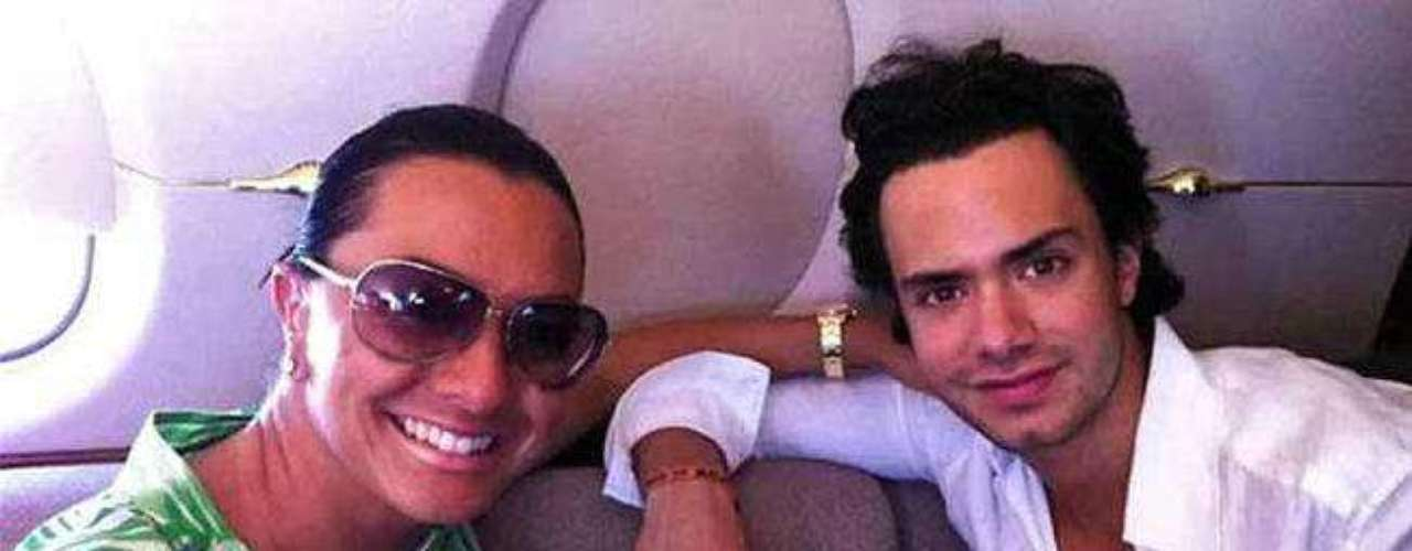 Paulina es amiga cercana de Jamil Nacif, hijo del empresario Kamel Nacif, quien involuntariamente pusiera el famoso mote de \