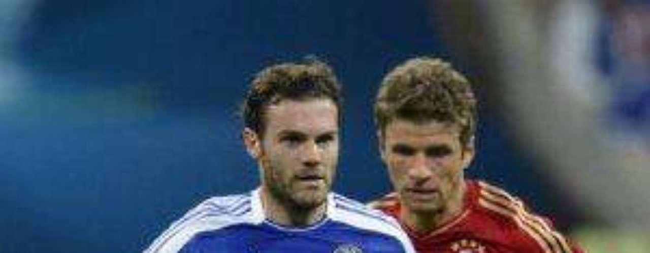 Juan Mata fue el jugador del Chelsea que más desgaste físico tuvo, al trasladar el esférico hacia terreno enemigo y a la vez, defendiendo.