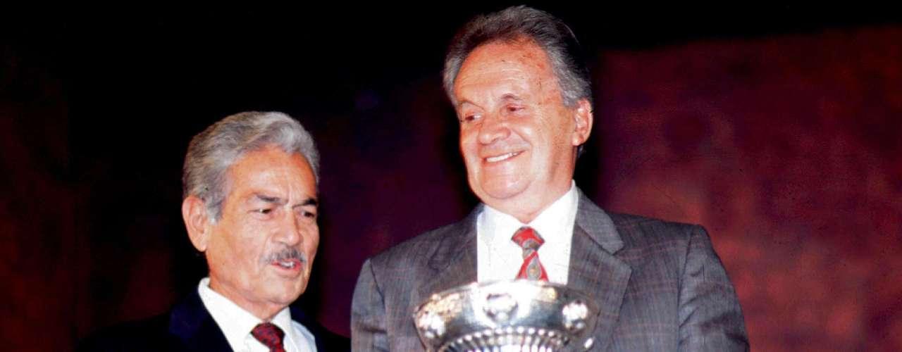 José Antonio Roca, campeón con América en la 70-71.