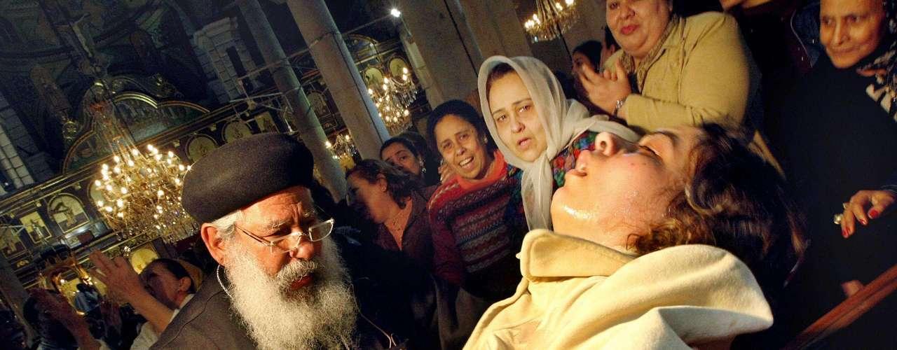 No se sabe a ciencia cierta el número de sacerdotes exorcistas o personas dedicadas a 'liberar' a seres invadidos por demonios. Tampoco se sabe el número de rituales que se practican cada año.