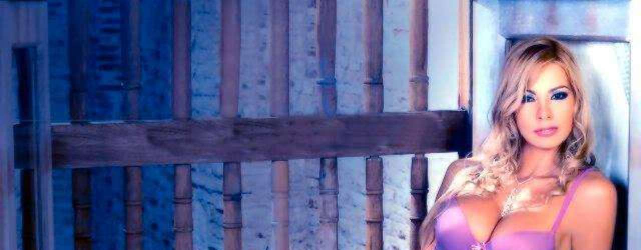 Esperanza Gómez saltó a la fama cuando se convirtió en la conejita Playbloy TV colombiana en 2005.