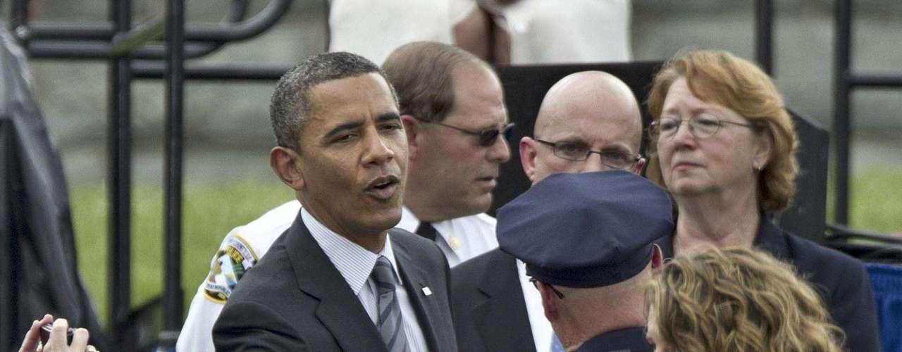 Además, cada año el presidente de Estados Unidos ofrece un discurso para destacar la labor de los soldados caídos en combate.