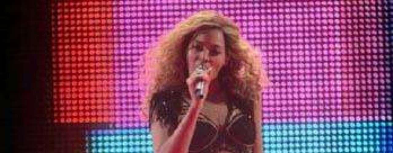 Los atributos de Beyoncé aumentan su sex-appeal cuando da un concierto.