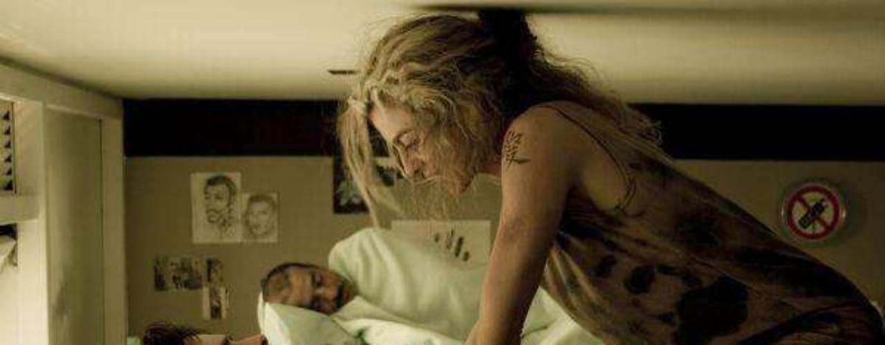 Cabe recordar que la actriz Margarita Rosa de Francisco, también tiene un desnudo en la misma cinta 'Paraíso Travel'.Imagen de la cinta 'Paraíso Travel'