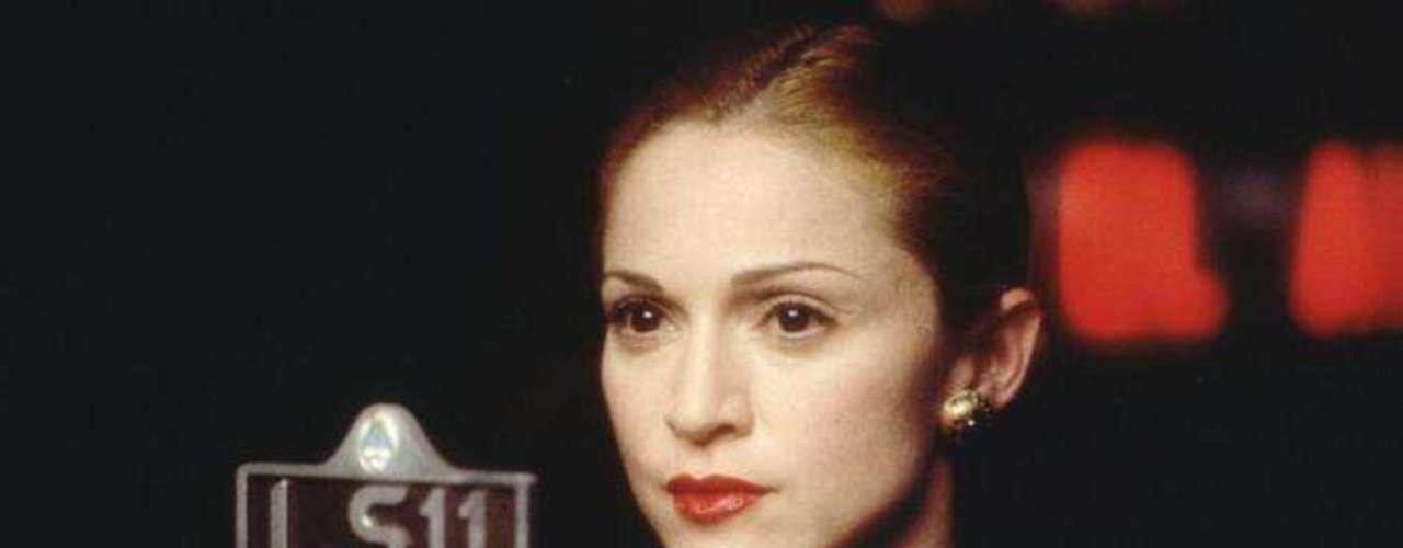 No. 3. 'Evita'. 1996. Recaudó: $50.0 millones de dólares.