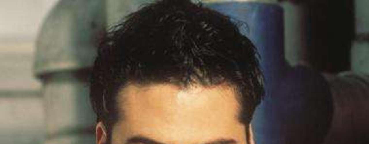 Jaider Villa - Protagonistas de novela 2002