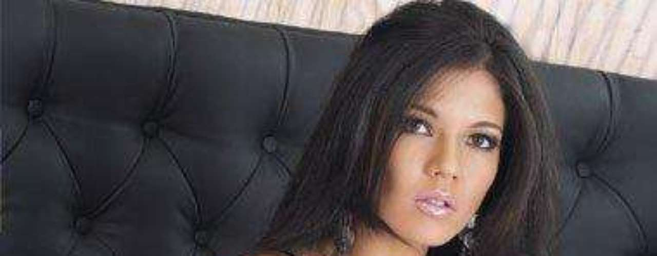 Shirley Gómez - Protagonistas de Novela 2: La amenaza