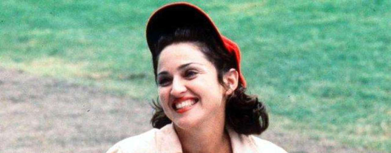 No. 1. 'A League for their own'. 1992. Recaudó: $107.5 millones de dólares.