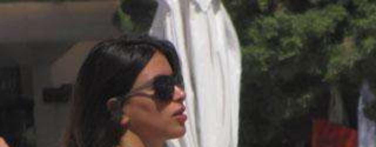 Daniella Seeman es la espectacular novia de Cesc Fàbregas que lució bronceado y cuerpazo en Ibiza
