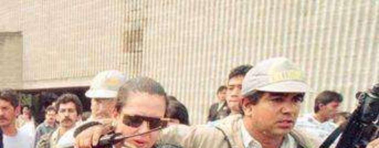 La esposa de Pablo Escobar, María Victoria, y sus hijos Juan Pablo y Manuela, fueron víctimas de la persecución del capo del cartel de Medellín.