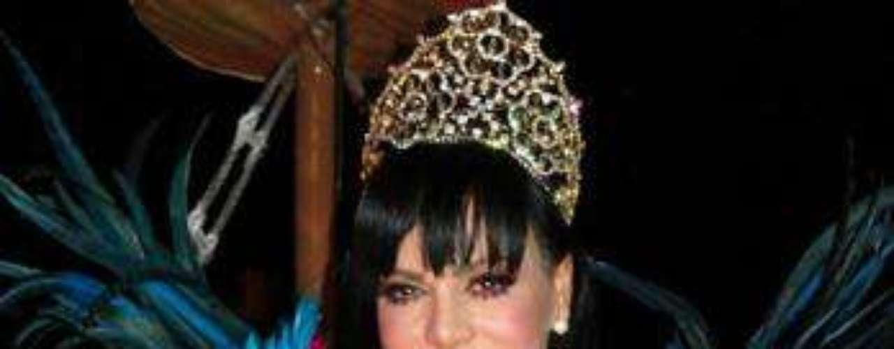 La ex esposa de Joan Sebastian es toda una reina y ella lo sabe.