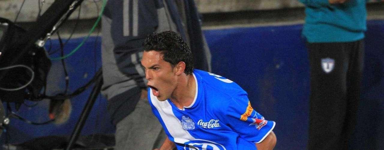 Luis Angel Landín estará en el equipo de Gallos Blancos.