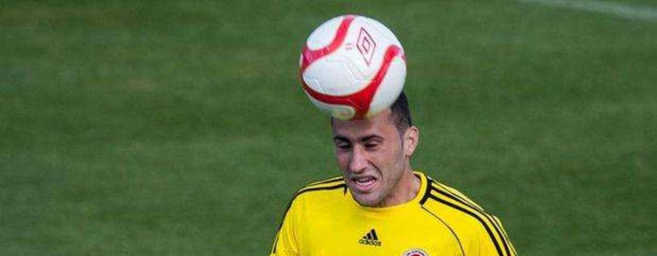 Así debe ser Ospina, siempre el balón y el fútbol en la cabeza, concentración y habilidad son dos de las principales características del arquero de la Selección Colombia