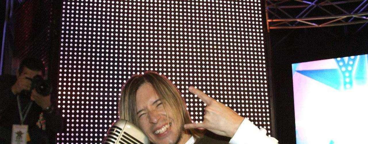 Ramiro Saavedra, más conocido como el Kurt Cobain Peruano, es el primer ganador de \
