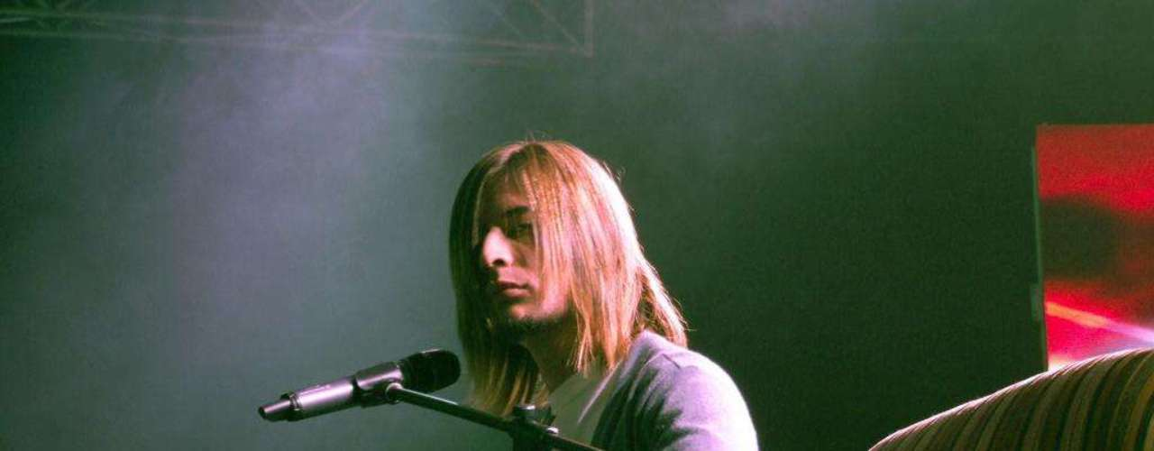 El popular Kurt Cobain de \