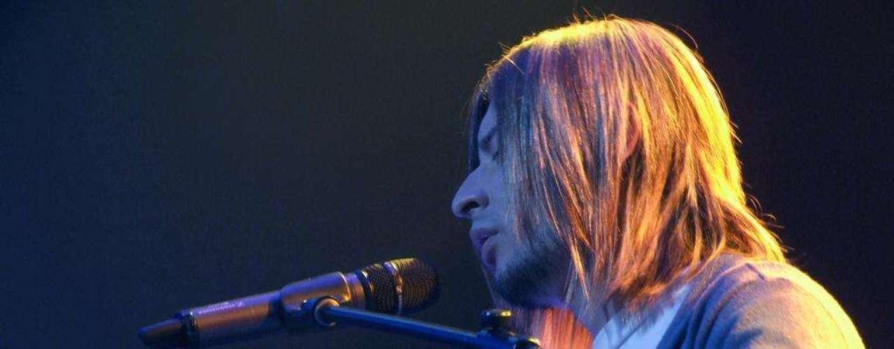 El popular Kurt Cobain de \