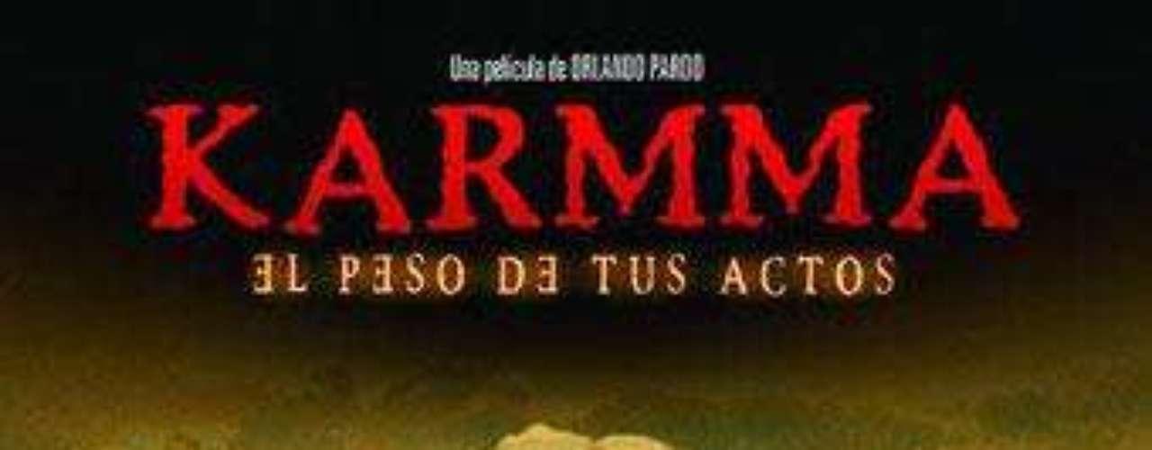 17. Karmma. (Orlando Pardo) Año: 2006. Santiago es un niño \