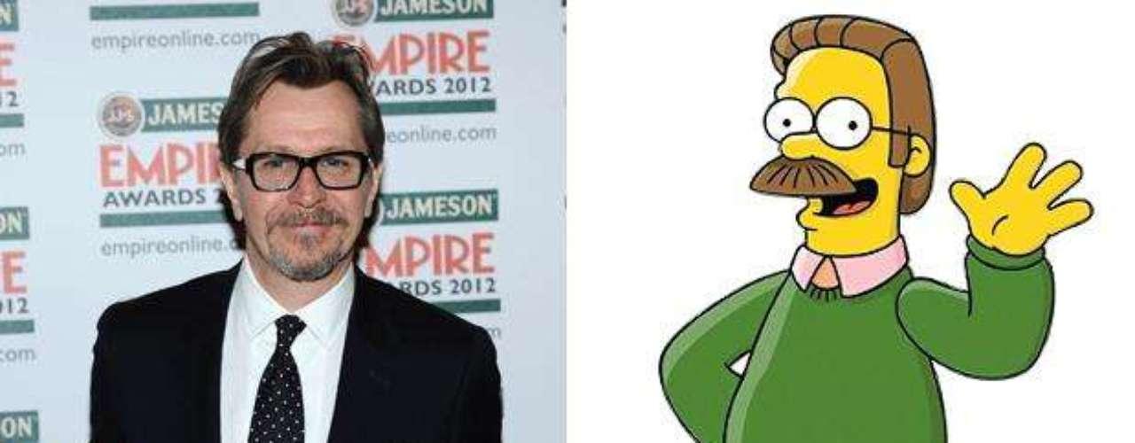 Gary Oldman - Ned Flanders