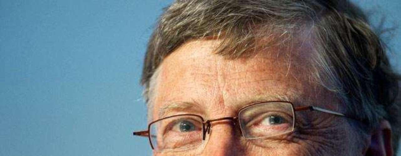Bill Gates: Empresario y filántropo estadounidense, cofundador de la empresa de software Microsoft, productora del sistema operativo para computadoras personales más utilizado en el mundo, Microsoft Windows. Ostenta una fortuna de $59,700 millones de dólares.