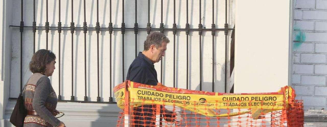 Mario Testino llega a Lima para ultimar preparativos en MATE.