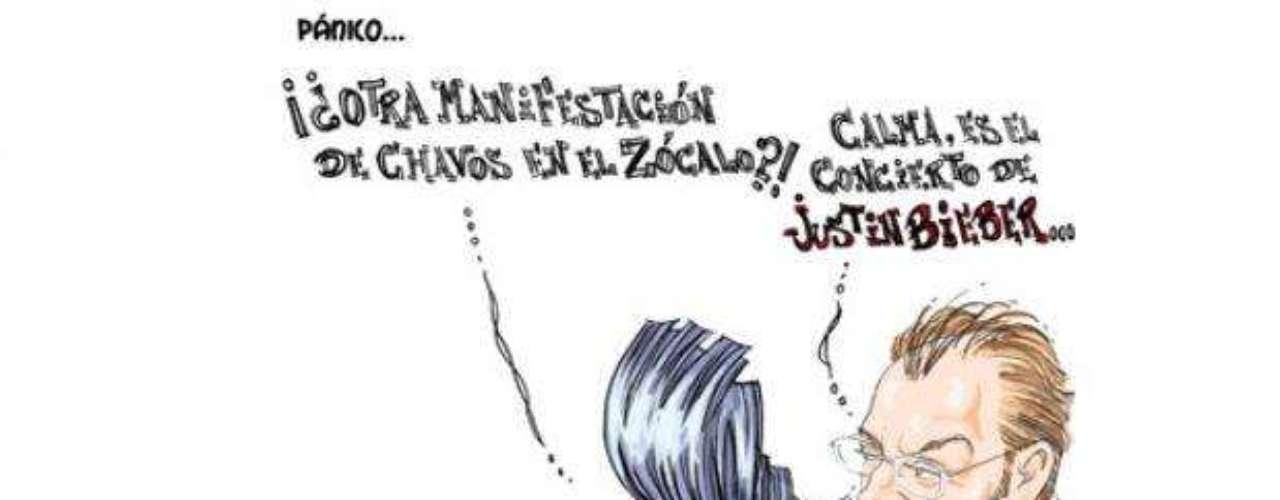 Estudió derecho en la Universidad de Guadalajara y en 1991 comenzó a publicar sus cartones políticos en diarios, revistas y libros.