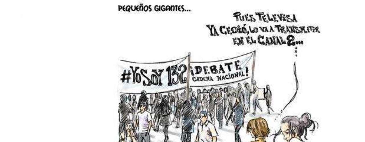 Desde 1991, este monero mexicano ha ilustrado y publicado cartones políticos en diarios, revistas y en algunas portadas de libros.