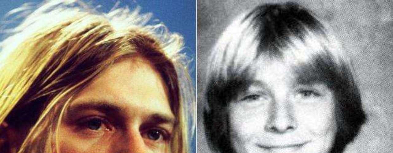 Kurt Cobain - Nirvana.