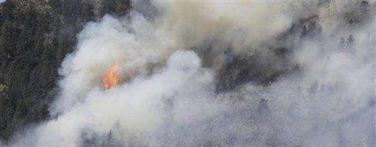 Nuevo México vivió (aunque sigue, está controlado en un 80%) el peor incendio forestal de su historia, con más de 300 mil hectáreas quemadas y medio millón de inmuebles destruidos. Nuevo México es una de las zonas más castigadas: el año pasado sufrió una docena de tornados, nieve, aridez, calor, inundaciones e incendios forestales que provocaron 50 mil millones de dólares en pérdidas.
