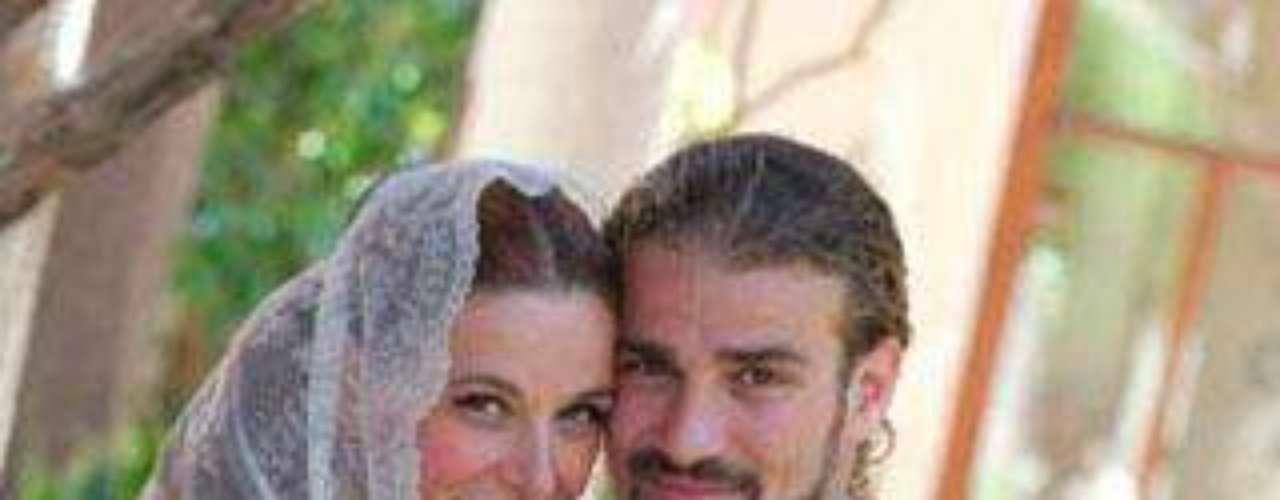Raquel Sánchez Silva y Mario Biondo ya son marido y mujer. / Foto: Twitter