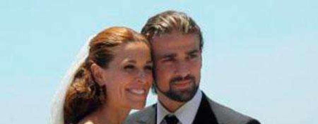 Raquel Sánchez Silva se ha casado con el operador de cámara, Mario Biondo. / Foto: Twitter