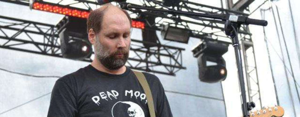 Doug Martsch of Built to Spill performs during the 2012 Governors Ball Music Festival at Randall's Island on June 24, 2012 in New York City.