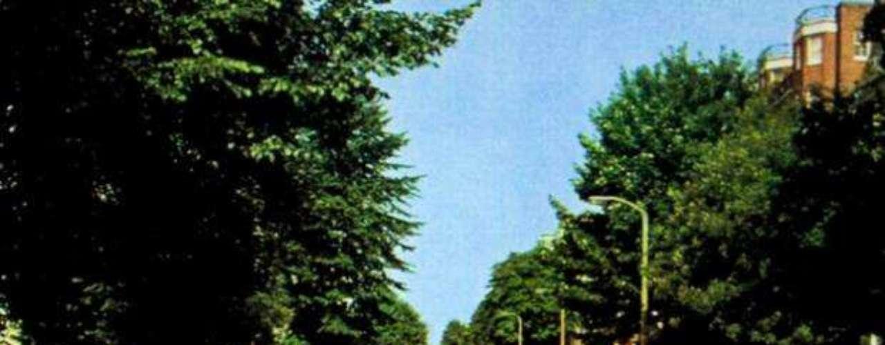 'Abbey Road', basado en la portada de Ilan Macmillan para el disco de los Beatles.