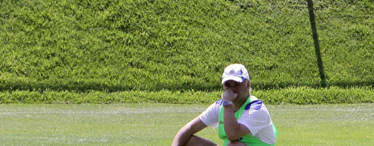 Guillermo Vázquez asume el reto como técnico de La Máquina de Cruz Azul