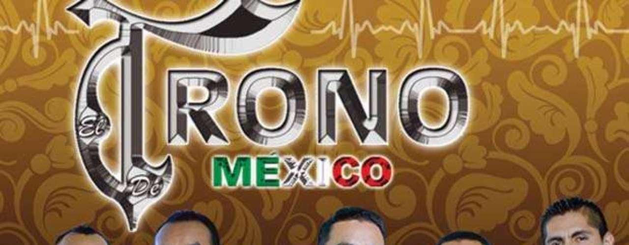 A Corazón Abierto se llama el nuevo disco de El Trono de México.
