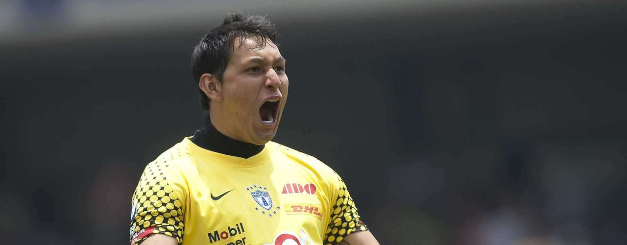 Rodolfo Cota will continue to consolidate his position as the starter for Pachuca.
