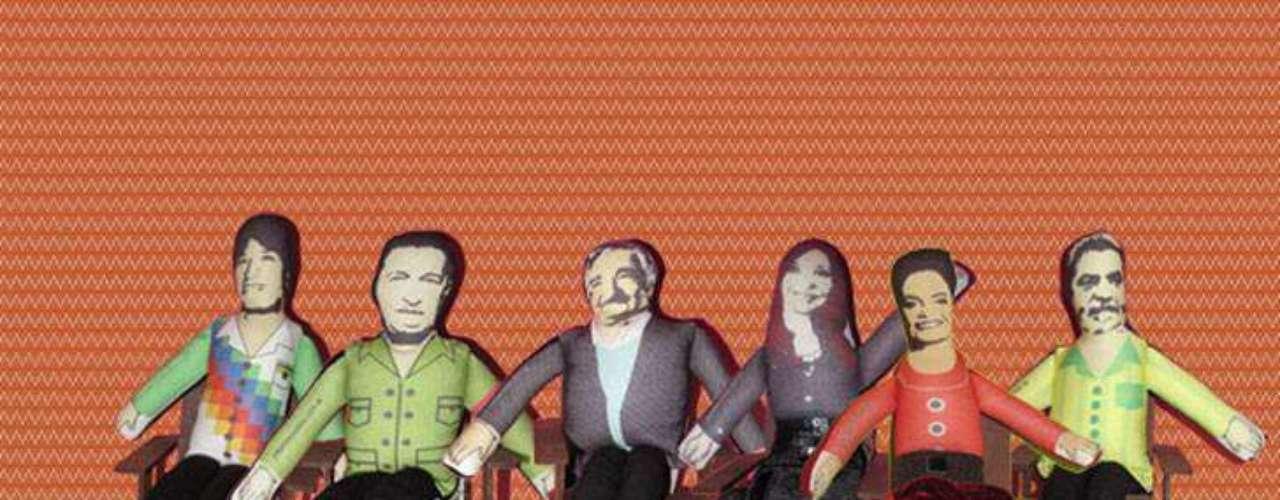 Presidentes latinoamericanos como Pepe Mujica, HUgo Chávez, Evo Morales y Dilma Rousseff también tienen los suyos.