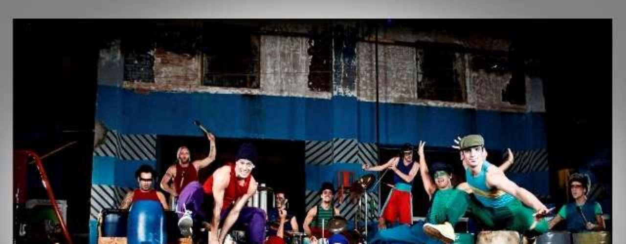 EL CHOQUE URBANO: BAILA! Es la propuesta más reciente de El Choque Urbano, la compañía que fusiona música y acción generando espectáculos de gran despliegue, impacto y belleza. El Choque Urbano se caracteriza por su investigación en la sonoridad de los objetos y en este espectáculo lo combina de una manera original e inédita con el teatro y la danza. Pulso y emoción son transmitidos por sus intérpretes, creando un show a pura acción que transcurre durante una noche en una plaza urbana. Un espacio al que arriban personajes singulares, de características surrealistas, que lo hacen latir mientras el resto de la ciudad duerme. Estreno: 14 de julio. 12 únicas funciones. En vacaciones de invierno: de miéncoles a domingos 16.30