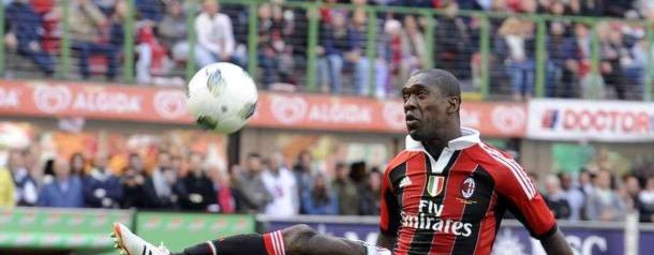 Varios futbolistas están buscando en Brasil un buen sitio para cerrar sus carreras. El último caso fue el de Clarence Seedorf, que firmó con Botafogo.